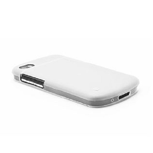 CAPDASE Soft Jacket for BB Q10 [SJBBQ10-P202-BB] - Tinted White